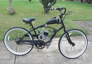 MoBike Black Max Basic (BMB)